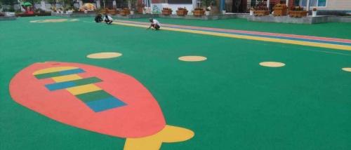 幼儿园为什么要选择EPDM塑胶跑道?