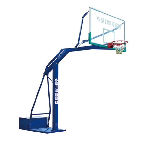 毕节GLA-006平箱150型篮球架