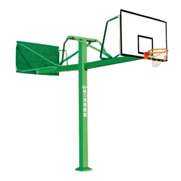 泸州GLA-014丁字海燕式篮球架
