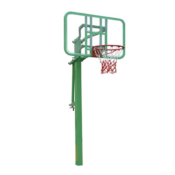 GLA-028升降式埋地篮球架