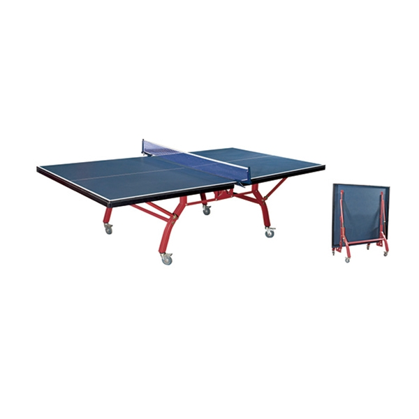 GLB-004高级双折乒乓台